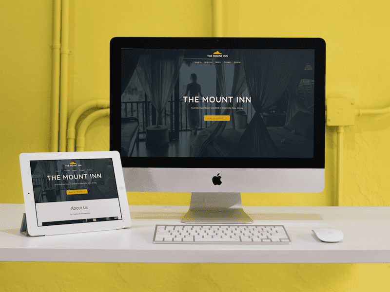 ipad imac responsive mockup in a yellow room a12372 22 optimized optimized